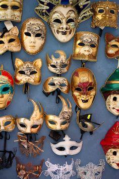 Masks ~ pick your mood ...