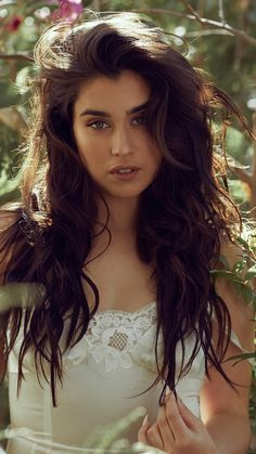 Outdoor, Lauren Jauregui, American singer, 720x1280 wallpaper