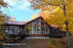 Secluded Spectacular Viceroy Home on Eagle Lake - Sundridge Cottage Rental - Eagle Lake, Summer Fun, Paint Colors, Cottage Rentals, Sweet Home, Cabin, Colours, House Styles, Dreams