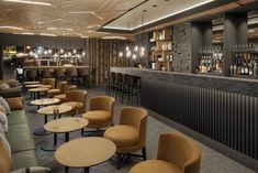 Die neue Bar im Hotel Julen in Zermatt Zermatt, New Age, Switzerland, Conference Room, Bar, Table, Design, Furniture, Home Decor