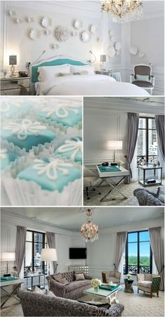 The Tiffany Suite at the St.Regis