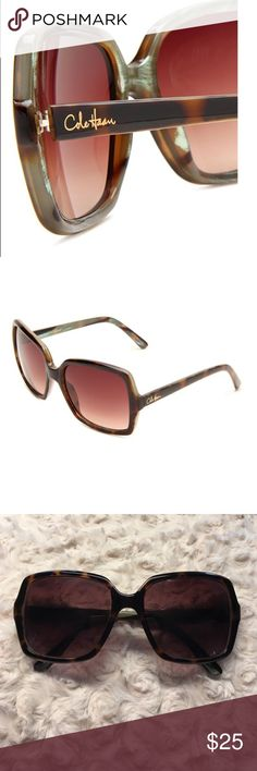 Cole Haan Sunglasses 😎 ☀️ Tortoise Frames with Rosey Lenses makes everything beautiful! Lenses are without marks or scratches!! Cole Haan Accessories Sunglasses