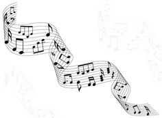 Free Musical Notes Vector Art