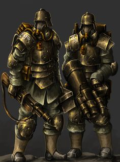 Explore the Imperial Guard collection - the favourite images chosen by Elven-Avenger on DeviantArt. Warhammer 40k Memes, Warhammer Art, Warhammer 40000, Warhammer Imperial Guard, 40k Imperial Guard, Star Citizen, Death Korps Of Krieg, Military Armor, Anime Military