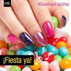 15 Imágenes de diseños de #uñas, #NailsArt