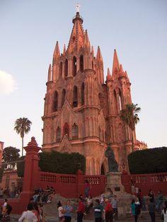 San Miguel Allende, Guanajuato; México.