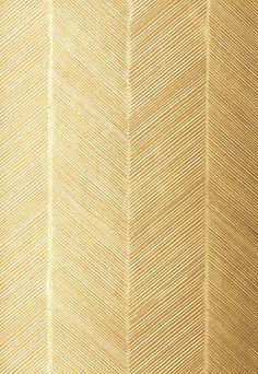 Chevron Texture in White Gold Wallpaper modern wallpaper