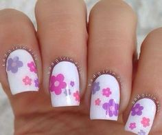 Spring Wedding - Spring Nails #2051133 - Weddbook