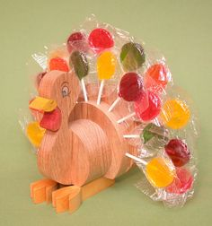 Scroll Saw Turkey, cute & perfect for Thanksgiving time :)