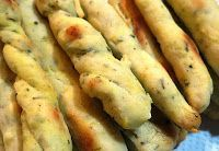 Biscoitinhos Salgados (vegana)
