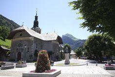 Morzine church