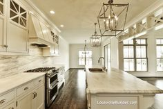Just think of the conversations that could be sparked around this #island. #WeBuildLouisville  LouisvilleBuilder.com  #LouisvilleHomeBuilder #HomeBuildersLouisville #LouisvilleNewHomes #LouisvilleBuilders #Custom #HomeBuilderLouisville #LouisvilleCustomHomeBuilder #CustomHomeBuilder #CustomBuiltHomesLouisville #MeridianConstruction #NortonCommons #Homearama