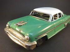 VINTAGE 1960s TIN TOY AMERICAN CADILLAC CAR BATTERY BANDAI? JAPAN
