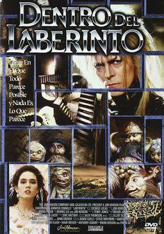 Dentro del laberinto [Vídeo] = Die Reinse Ins Labyrinth = Labyrinth = Labyrinthe / película dirigida por Jim Henson. Ficha artístico-técnica: http://www.filmaffinity.com/es/film937270.html Signatura: Cine (ARQ) 254   Na biblioteca: http://kmelot.biblioteca.udc.es/record=b1504480~S1*gag