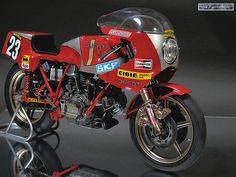 Ducati 900 NCR