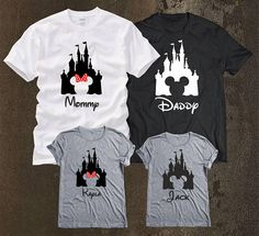 Disney Family Shirts,Matching Family Disney Shirts,Personalized Disney Shirts for Family and Women,Family Shirts,Family Shirt,Quality SHirt ************ Comment with name at checkout. ******************************************* ************ Comment with name at checkout. ************************************* ************ Comment with name at checkout. *************************** Custom Text Examples: Mommy ,Daddy ,Grandma,Grandpa,Brother,Sister ,Aunt,Uncle,Papa ,Pipi,Mimi,Mom,Pop Pop,Pop…