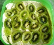 Ricetta  Gelato Kiwi pubblicata da mimma69 - Questa ricetta è nella categoria Dessert e pralineria