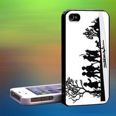 the avenger of tintin black white Custom Case by laskarspelangi, $14.89