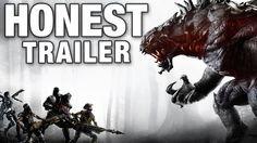 EVOLVE (Honest Game Trailers) - http://goo.gl/mFptrl