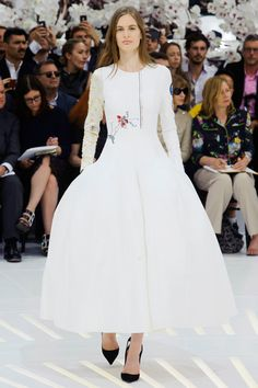 Raf Simons knows that to be in Dior under his watch — whether at the