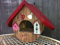 Vogelhaus Love Bird