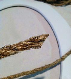 reciclar una cuerda extremos en diagonal
