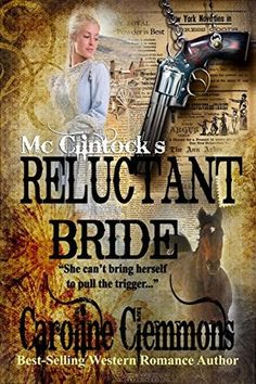 5 Stars ~ Historical ~ Read the review at http://indtale.com/reviews/historical/mcclintock%E2%80%99s-reluctant-bride-mcclintocks-book-3