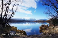 Life's a Fairytale: The Natural Piece of Glass - Lake Alexandrina