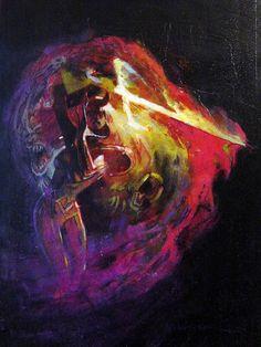 Magik by Bill Sienkiewicz