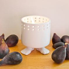 (99+) Persian Fig Premium Hand-Poured Soy Candle from Dylan Kendall Home on OpenSky