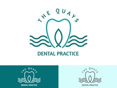 Dental Logo Design for Comfortable and Gentle Dental Care by MemoCo Dentist Logo, Teeth Logo, Friend Logo, Grafik Design, Logo Nasa, Dental Care, Logo Design, Logos, Marketing