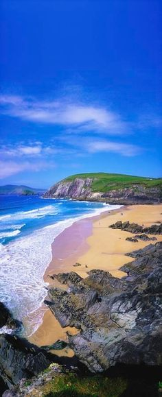 Coumeenoole Beach, Dingle Peninsula, Ireland