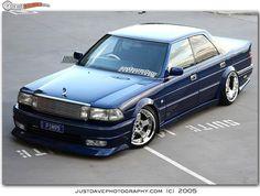'Bippu' Toyota Crown (by *HypnotiKDSIgns on deviantART )