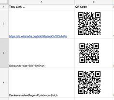 36 besten QR Codes im Unterricht Bilder auf Pinterest ...