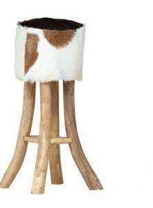 HOKER FLINT STONE WOOD round by planeta design nowoczesne i designerskie hokery stołki pufy - Planeta Design MEBLE DESIGNERSKIE NOWOCZESNE największy sklep z designem w Polsce ! meble i dekoracje nowoczesne designerskie