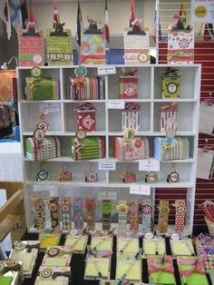 Happy stampin stampin 39 up kerstmarkt 2014 event for Vendor craft shows near me