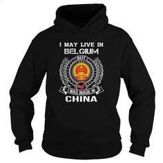 China-Belgium - #shirt #plain black hoodie. BUY NOW => https://www.sunfrog.com/LifeStyle/China-Belgium-Black-Hoodie.html?id=60505