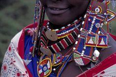 Jewelry. Kenya. Photo: © Curt Carnemark / World Bank