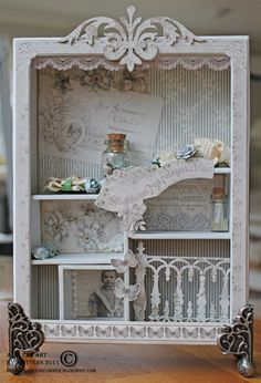 Searchsku: Tim Holtz Configuration Box
