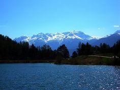 Trentino, lago Tavon - foto via Flickr, autore girodiboa