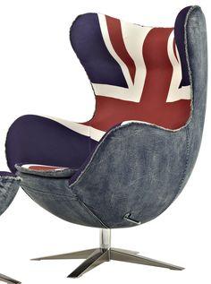 British Egg Chair