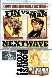 Nextwave: Agents of H.a.T.E. (2006) #2