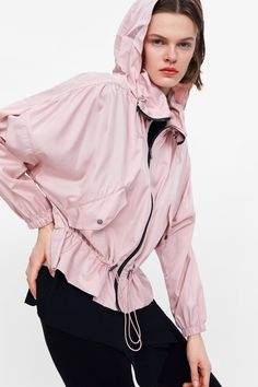 WRAP COLLAR JACKET - JACKETS-WOMAN-SALE | ZARA Australia