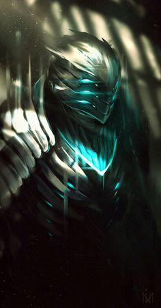Dead Space - Isaac Clarke armour redesign by norbface on DeviantArt Fantasy Armor, Sci Fi Fantasy, Armor Concept, Concept Art, Cyberpunk, Space Opera, Futuristic Armour, Sci Fi Armor, Dead Space