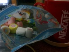 Marshmallows and Coffee & College Days!
