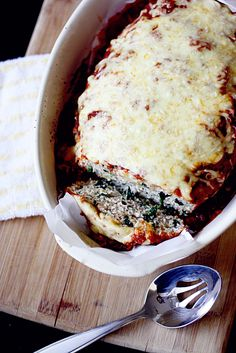 spinach and ricotta turkey meatloaf