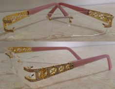 the eye glasses in i design is a perfect addition to jewelry it is made