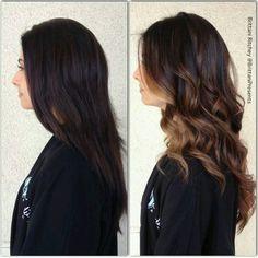 Californianas cabello oscuro