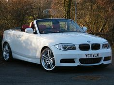 Baby <3 BMW 1 Series M Sport Convertible #windscreen #windblocker, #winddeflector http://www.windblox.com/