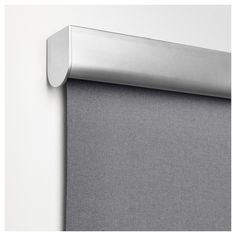TRETUR Block-out roller blind, light grey, cm. With block-out blinds you won't get your sleep disturbed by moonlight and street lights - or be woken by the sun when you want to sleep in late. Blackout Shades, Blackout Blinds, Ikea, Stores Horizontaux, Beautiful Blinds, Cellular Blinds, Best Blinds, Ceiling Materials, Modern Blinds